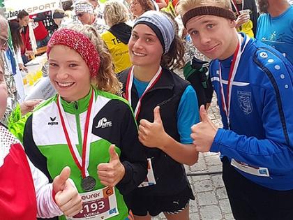 Kernfach Sport beim Einsteinmarathon in Ulm