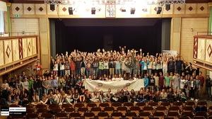 """against Racism"" – Projekt der Klassenstufe 5 bis 8"