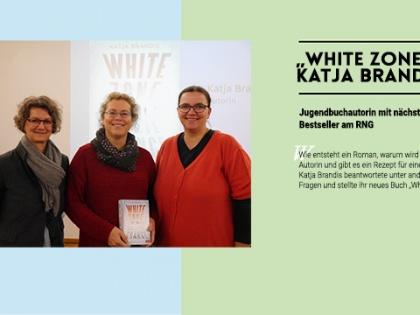 Jugendbuchautorin Katja Brandis am RNG