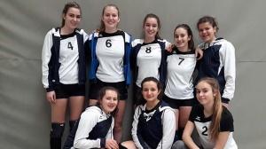 RNG-Volleyballerinnen im RP-Finale