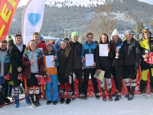 RNG-Skiteams beim Regionalfinale erfolgreich