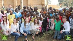 Uganda-AG vor Ort