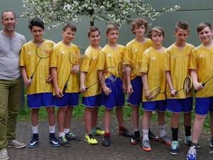 JtfO Badminton – RNG belegt Platz 2