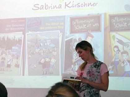 Sabrina Kirschner erzählt…