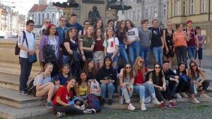 Das Liceo Livi aus Prato zu Gast