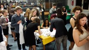 RNG-Schüler zu Gast in Prato
