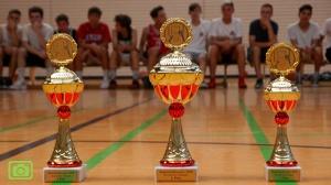 Basketballer überzeugen beim Kinderfestturnier