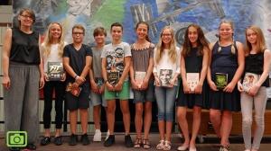 Preise und Belobigungen im Schuljahr 2017/18