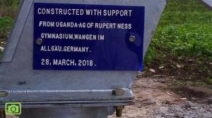 RNG unterstützt Projekte in Uganda