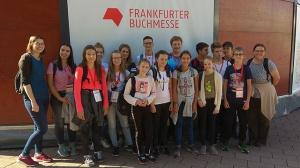 RNG-Lesescouts auf der Frankfurter Buchmesse!