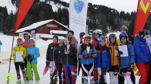 Ski-Teams bei JtfO-Württembergfinale erfolgreich