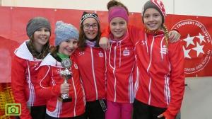 RNG Ski-Team gewinnt Landesfinale
