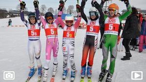RNG-Mädels werden 5. beim Bundesfinale