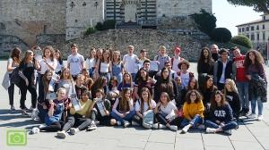 Italienisch-Austausch mit Liceo Livi (Prato)