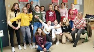 13 neue Jugendauslandsberaterinnen amRNG!