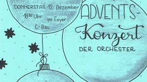Adventskonzert der Orchester des RNG