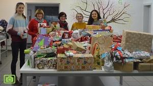 Weihnachtsaktion des SAK hilft bedürftigen Menschen