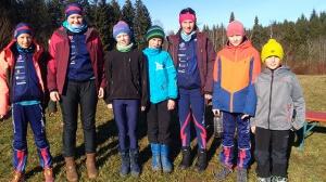 RB-Finale JtfO-Skilanglauf in Isny