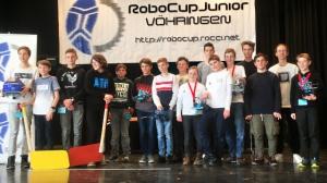 Robotik-Nachwuchs erfolgreich beim Regionalturnier