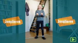 Wie sind eure Fortschritte beim Jonglieren?