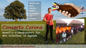 """Concerto Corona"" – ein Benefiz-Videokonzert"