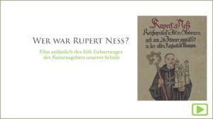 Wer war Rupert Neß?