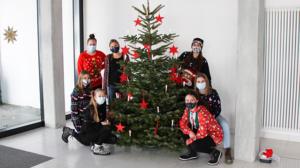 Weihnachts-Mottotag des SAK
